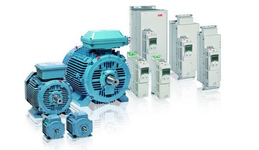 ABB Motors and Drives