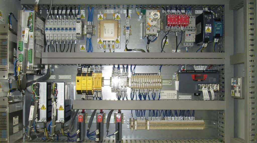 Electrical Control Panel Manufacturers India | DigitalControls